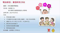 Exam Stress Management (Available in Chinese version only)